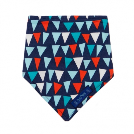 BANDANA BIB SAILOR
