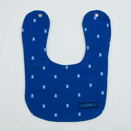 BIB SMALL KING BLUE