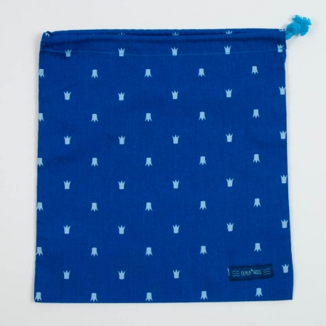 BAG MULTIPURPOSE KING BLUE