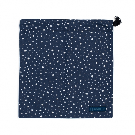 MULTIPURPOSE BAG STARS NAVY